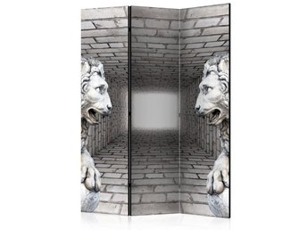 Rumsavdelare - Stone Lions Room Dividers 135x172