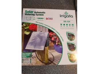 Solar Automatic Watering System Sol-c24