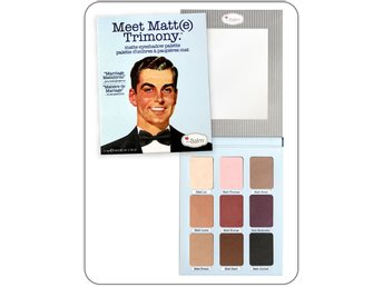 The Balm Meet Matt (e) Trimony Eyeshadow Palette