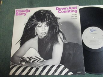 "Claudja Berry ""Down And Counting"""