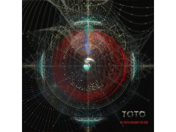 Toto: 40 trips around the sun / Greatest hits (2 Vinyl LP + Download)