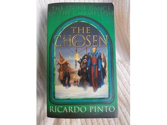 The Chosen (The Stone Dance of the Chameleon #1) - Ricardo Pinto