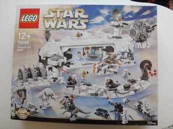 Star Wars Lego 75098 Assault on Hoth - Se Beskrivning