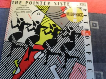 THE POINTER SISTERS   RETROSPECT Vinylborsen-skivbutik