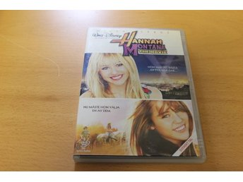 DVD-film: Hannah Montana - The movie (Miley Cyrus)