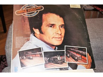 Merle Haggard - My Love Affairs with Trains -  LP (Vinyl)