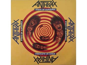 Anthrax - State Of Euphoria - LP