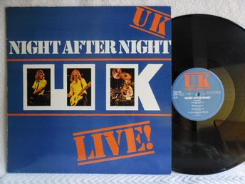 U.K. - NIGHT AFTER NIGHT - POLYDOR 2310 689