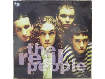 The Real People-S/T / LP