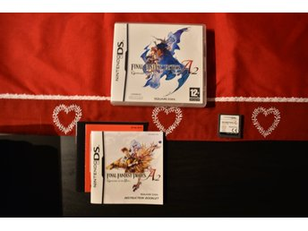 Final Fantasy Tactics Advance 2 Nintendo DS