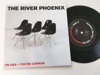 The River Phoenix I'm USA - You're Canada 2008