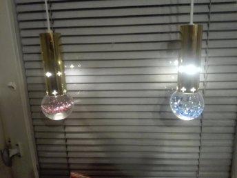 Fönster lampor retro ikea kulan (426043237) ᐈ Köp på Tradera