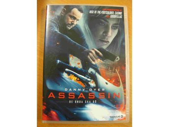 ASSASSIN - DANNY DYER - DVD 2015