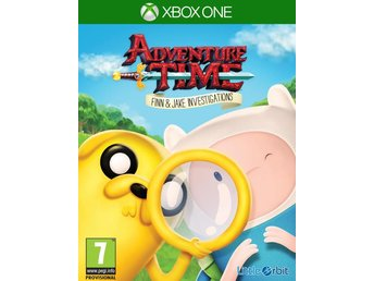 Adventure Time - Finn and Jake Investigations