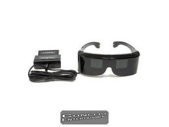 SEGA SCOPE 3D GLASSES ORIGINAL till Sega Master System