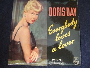 EP - DORIS DAY. Everybody loves a lover. 1958
