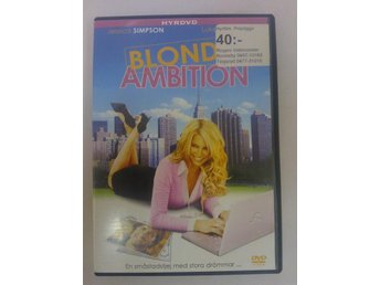 DVD - Blond Ambition - Kallinge - DVD - Blond Ambition - Kallinge