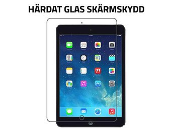 Härdat glasskärmskydd iPad Mini / Mini 2/ Mini 3 transparent