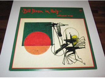 Bill Dixon – In Italy - Volume One  Soul Note – SN 1008
