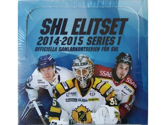 2014-2015 SHL Elitset Series 1 Hockey Box