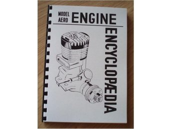 MODEL AERO ENGINE ENCYCLOPEDIA - Verkstadshandbok för modellmotorer