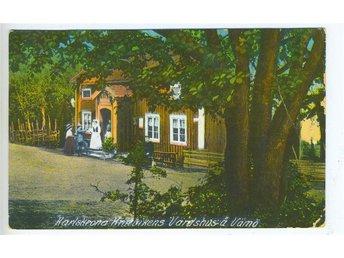 KARLSKRONA KRUTVIKENS VÄRDSHUS Å VÄMÖ.KV 9.1911. - Göteborg - KARLSKRONA KRUTVIKENS VÄRDSHUS Å VÄMÖ.KV 9.1911. - Göteborg