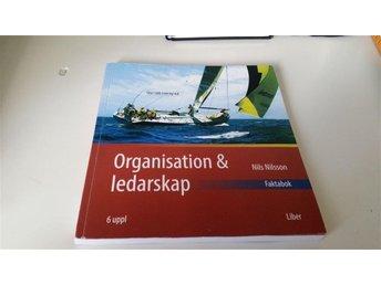Organisation och ledarskap faktabok - Spånga - Organisation och ledarskap faktabok - Spånga