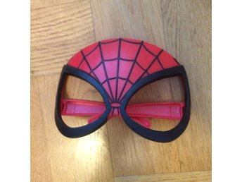 Spiderman mask glasögon