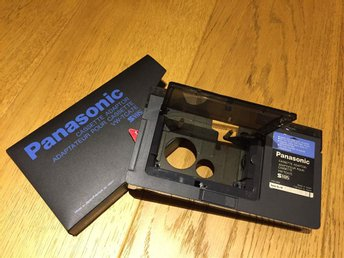 Adapter kassett VHS-C Panasonic cassette adapter