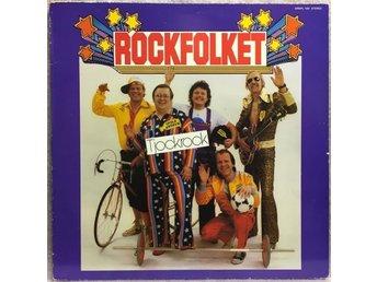 ROCKFOLKET / Tjockrock 1980 -- GRMPL 1001 -- NM - Bara - ROCKFOLKET / Tjockrock 1980 -- GRMPL 1001 -- NM - Bara