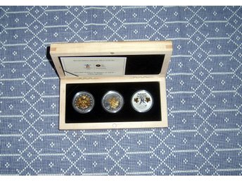 Special Edition Olympic Silver Coin Set 2010