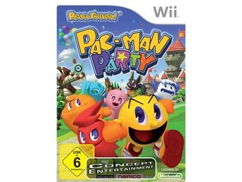 PAC-MAN PARTY (i box) till Nintendo Wii