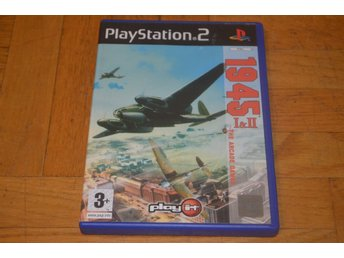 1945 I & II The Arcade Games - Playstation 2 PS2