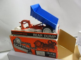 Britains Rear dumper no 9629