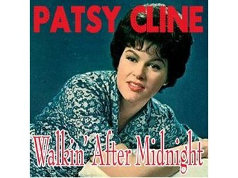 Cline Patsy: Walkin' after midnight (Vinyl LP)