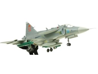 Aviation 72 - Swedish Air Force SAAB Viggen in 1/72 scale. Nice!