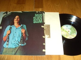 James Taylor Lp. Mud slide slim and the blue horizon