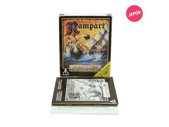 Rampart (LYNX) Box + manual