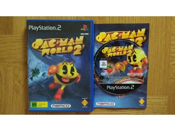 PlayStation 2/PS2: Pac-Man Pacman World II 2