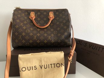 Louis Vuitton Speedy Bandouliere 35