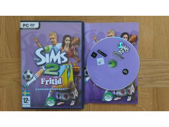 PC: The Sims 2: Fritid Expansion (på svenska)