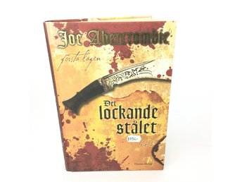 Det lockande stålet Joe Abercombie ISBN 9789173514972