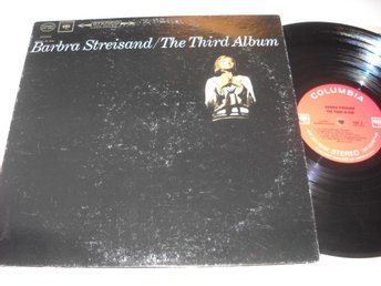 "Barbra Streisand ""The Third Album"""