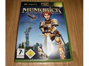Xbox: Memorick the Apprentice Knight (ny)