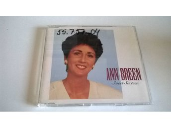 Ann Breen - Sweet Sixteen, CD