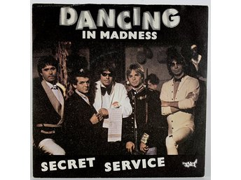 Secret Service - Dancing in Madness SON 2708