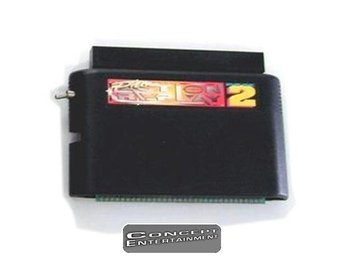 IMPORT ADAPTER PRO ACTION REPLAY 2 II till Sega Mega Drive