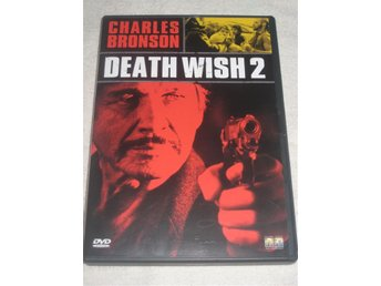 DEATH WISH 2 (SWEDISH TEXT) FREE POST