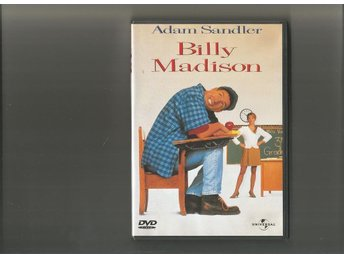 BILLY MADISON - ADAM SANDLER - DVD