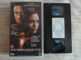 THE BONE COLLECTOR,  VHS, FILM